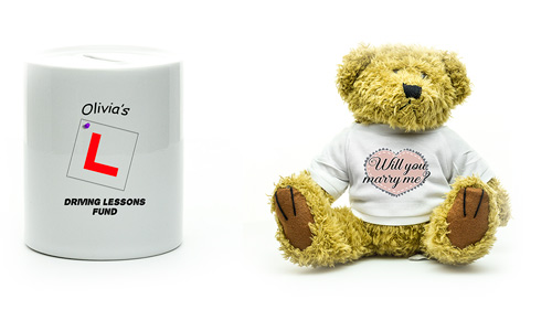 Personalised Gifts From Gorgeous Gift House